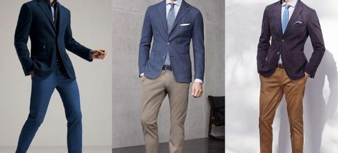 Стильная одежда для настоящих мужчин