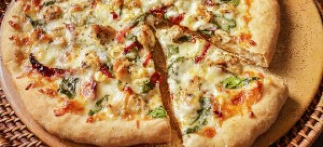 Какой температуры должна быть пицца?