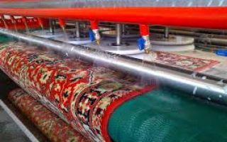 Виды химчистки ковров