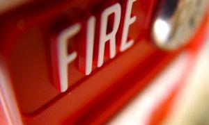 Чегемскую школу оборудовали противопожарной сигнализацией