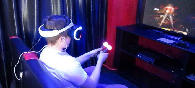 VR клуб