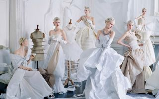 Выбираем свадебное платье правильно