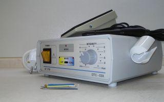 Косметологический коагулятор — цели использования