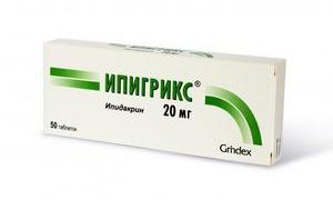 Обзор антидепрессантов — Фенибут, Ипигрикс, Мелипрамин
