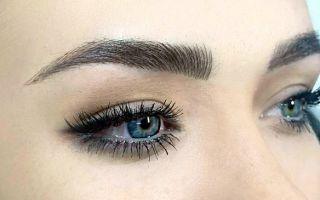 Перманентный макияж бровей в Краснодаре