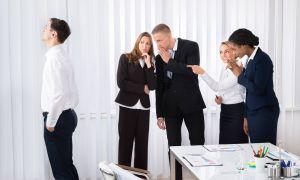 Как пресечь сплетни в офисе бизнес-центра