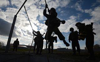 Чеченцы, командированные в Сирию, готовились элитными инструкторами