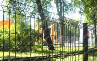 Заборные секции высокого качества