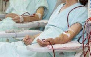 Переливание крови: женская кровь представляет опасность для молодых мужчин