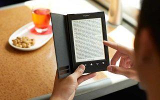 На что обращать внимание при выборе электронной книги?