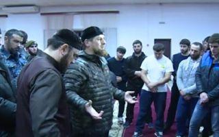 Помощник Кадырова: покушение на главу Чечни сорвали