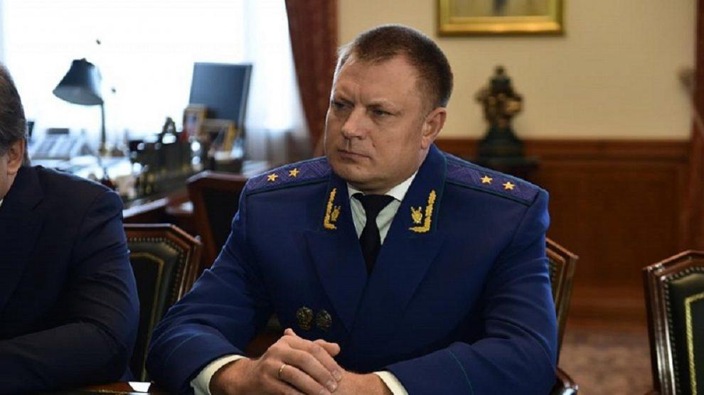 Прокурор Сочи переедет работать в Адыгею