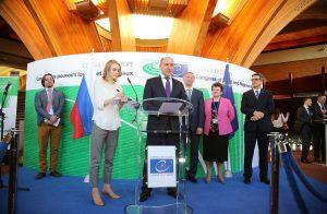 Дни Карачаево-Черкесии запущены Страсбургом