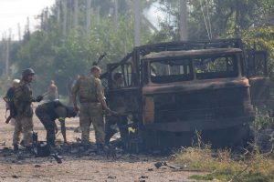 Террорист, подорвавший военную автоколонну, будет осужден