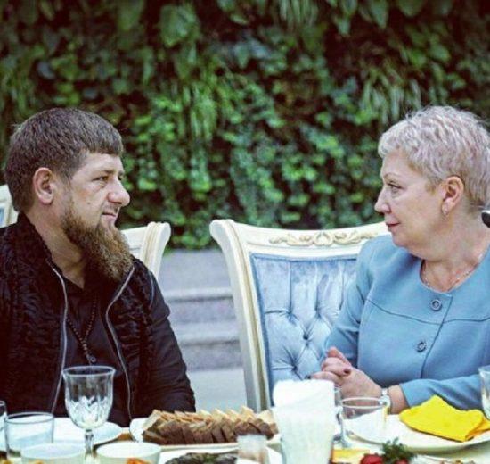 Васильева поможет Кадырову на ниве республиканского образования
