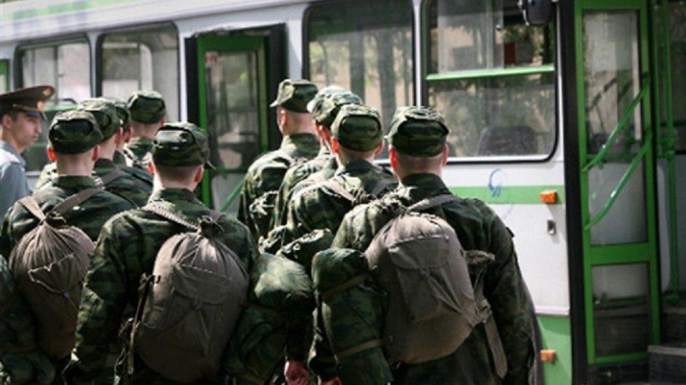 500 призывников КЧР уйдут в армию РФ