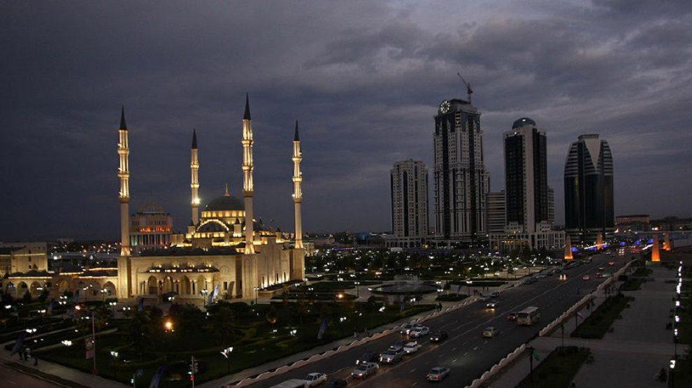 землетрясение Чечня